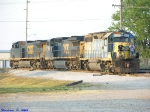 CSX 6101,7926,91 Q525